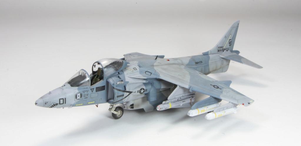 AV8B HarrierII Hasegawa 1/72 Desert Storm 00141