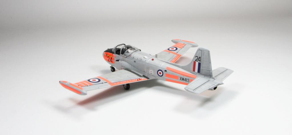 Jet Provost Airfix 1/72 00623