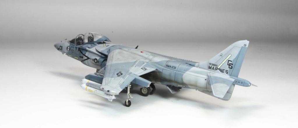 AV8B HarrierII Hasegawa 1/72 Desert Storm 00627