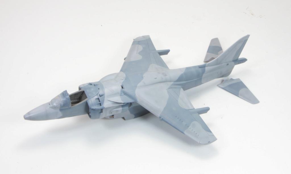 AV8B HarrierII Hasegawa 1/72 finex 00727