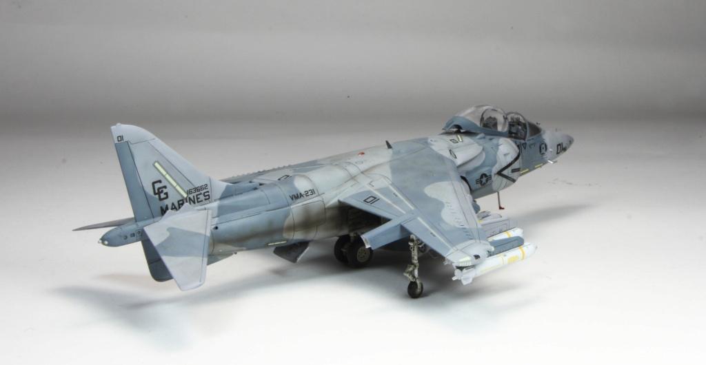 AV8B HarrierII Hasegawa 1/72 Desert Storm 00728