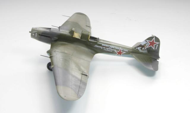 Il-2M3 Tamiya 72 finex on range 00730