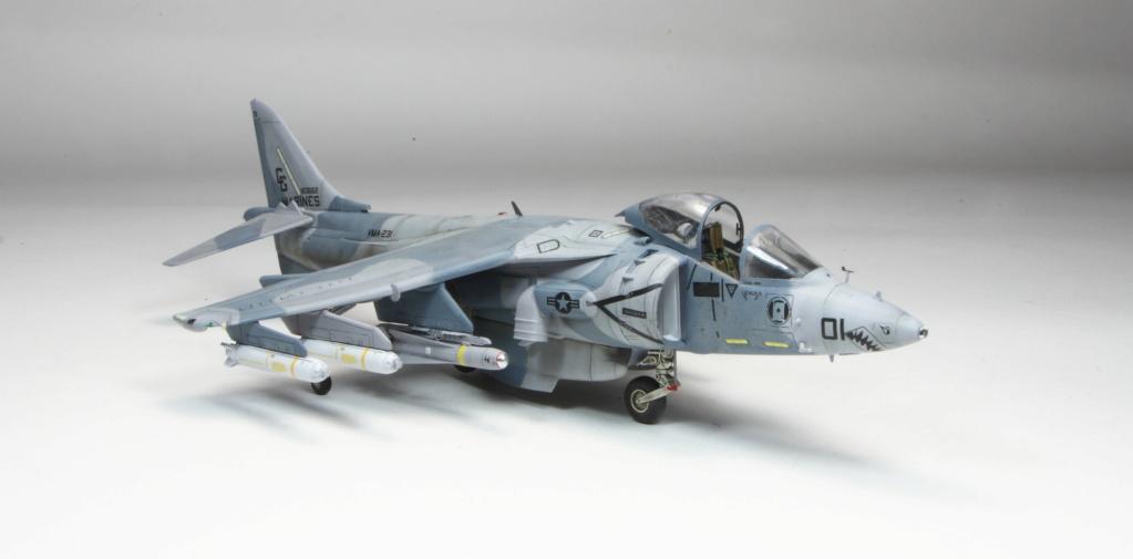 AV8B HarrierII Hasegawa 1/72 Desert Storm 01019