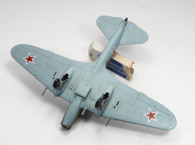 Il-2M3 Tamiya 72 finex on range 01021