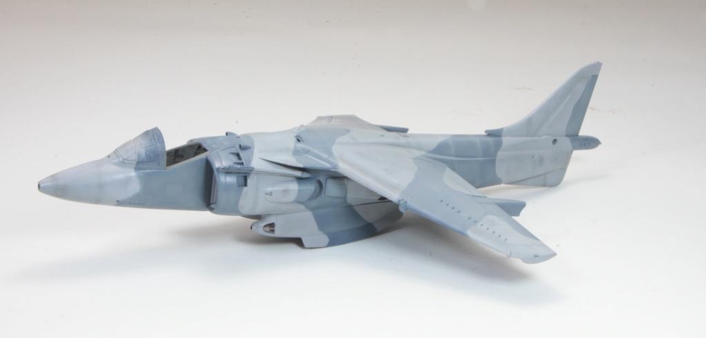 AV8B HarrierII Hasegawa 1/72 finex 01117