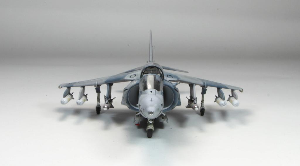 AV8B HarrierII Hasegawa 1/72 Desert Storm 01316