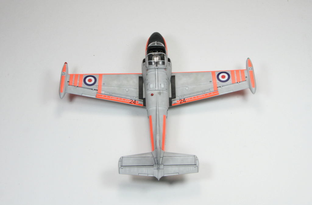 Jet Provost Airfix 1/72 01511