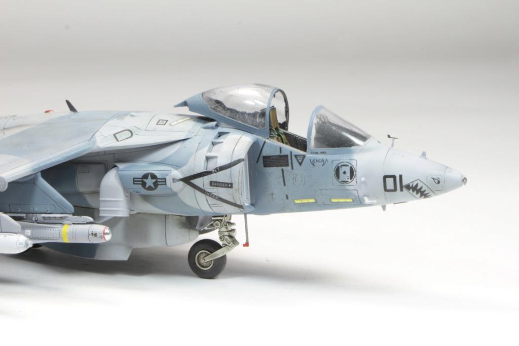 AV8B HarrierII Hasegawa 1/72 Desert Storm 01613