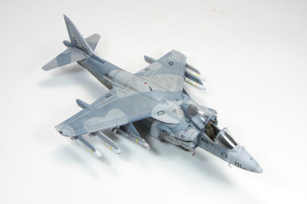 AV8B HarrierII Hasegawa 1/72 Desert Storm 01913