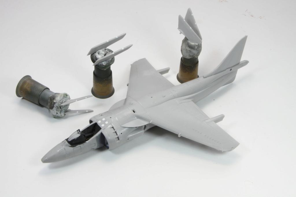 AV8B HarrierII Hasegawa 1/72 finex 02113