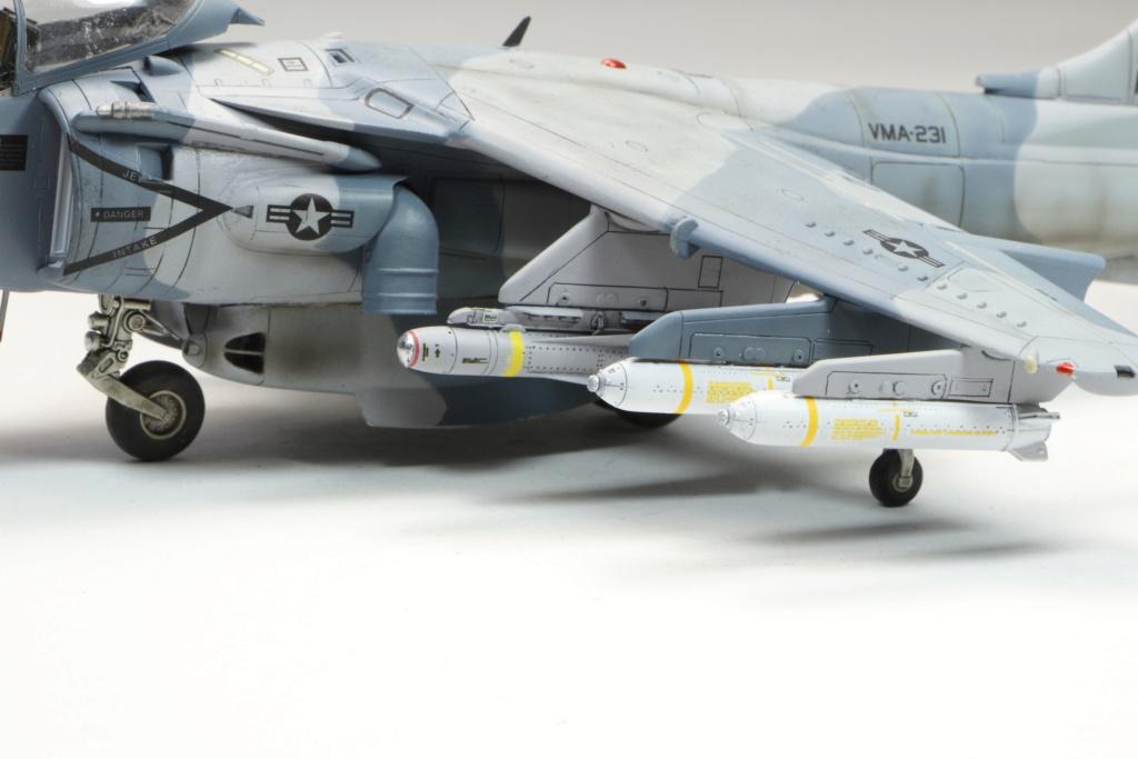 AV8B HarrierII Hasegawa 1/72 Desert Storm 02512