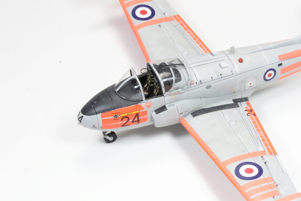 Jet Provost Airfix 1/72 02611
