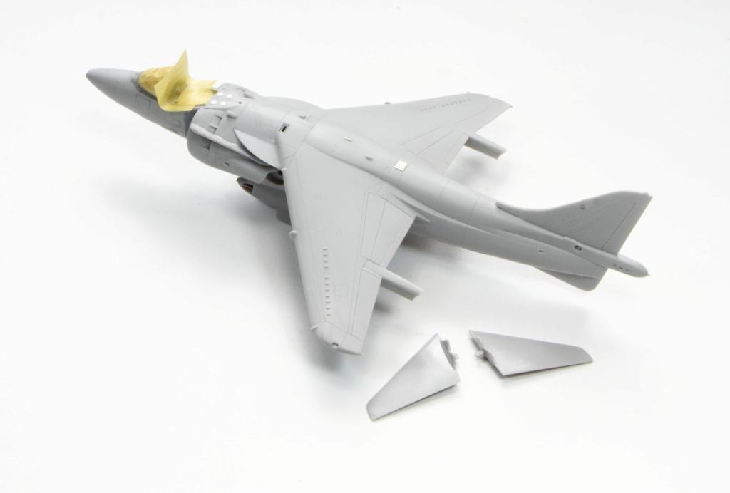 AV8B HarrierII Hasegawa 1/72 finex 02612
