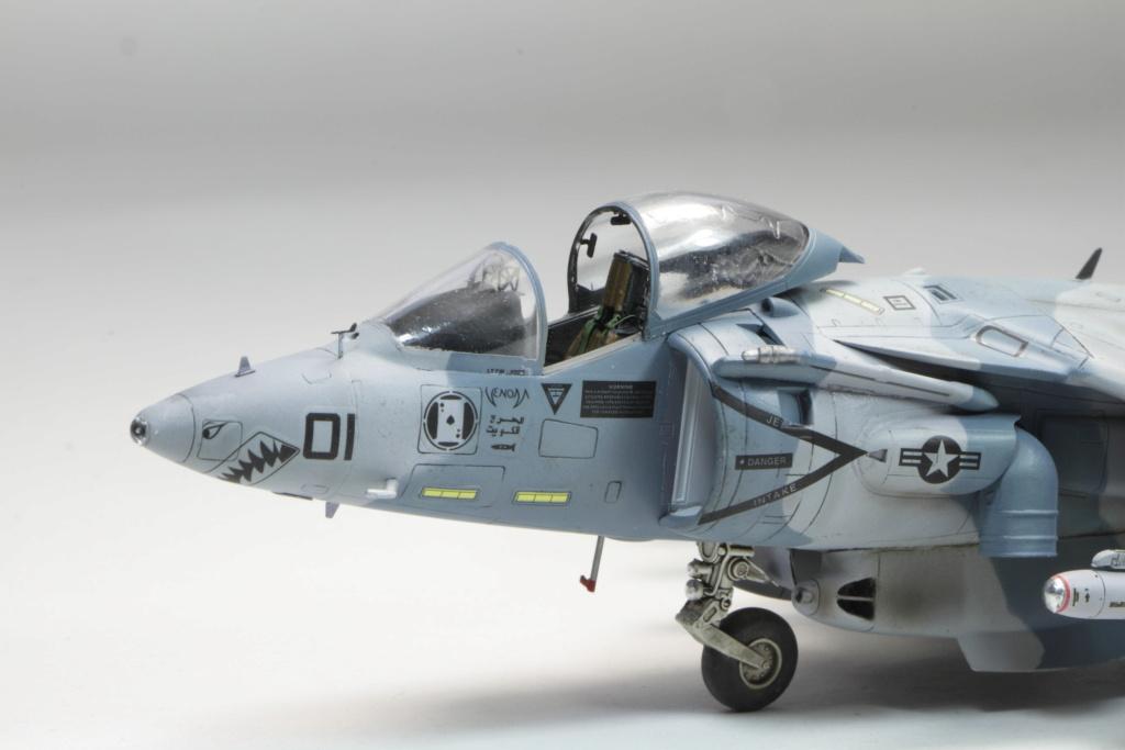 AV8B HarrierII Hasegawa 1/72 Desert Storm 02811