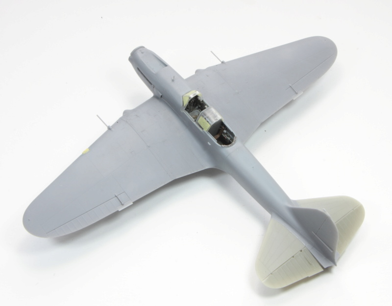 Il-2M3 Tamiya 72 finex on range 02812