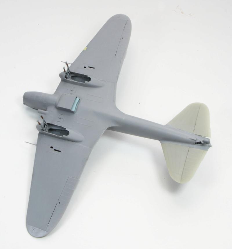 Il-2M3 Tamiya 72 finex on range 03111