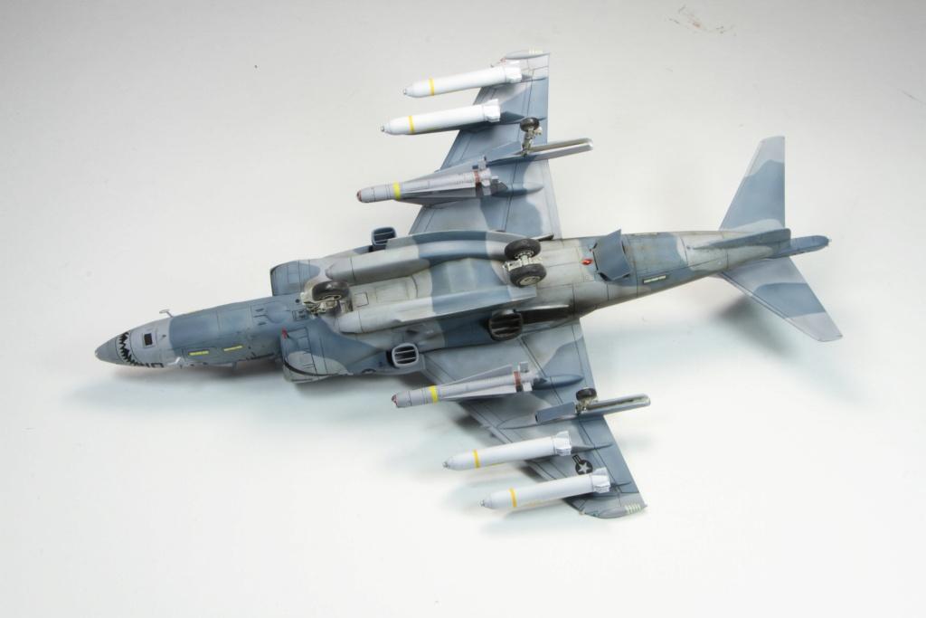 AV8B HarrierII Hasegawa 1/72 Desert Storm 03213