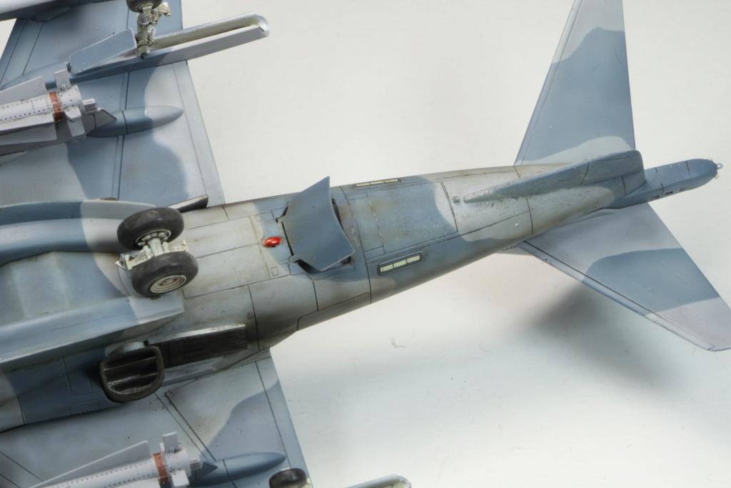 AV8B HarrierII Hasegawa 1/72 Desert Storm 03411