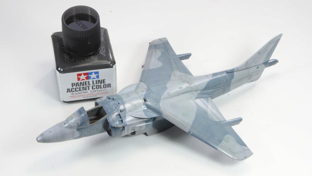 AV8B HarrierII Hasegawa 1/72 finex 2914