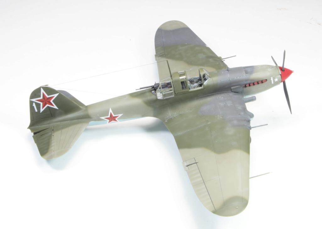 Il-2M3 Tamiya 72 finex on range 2915