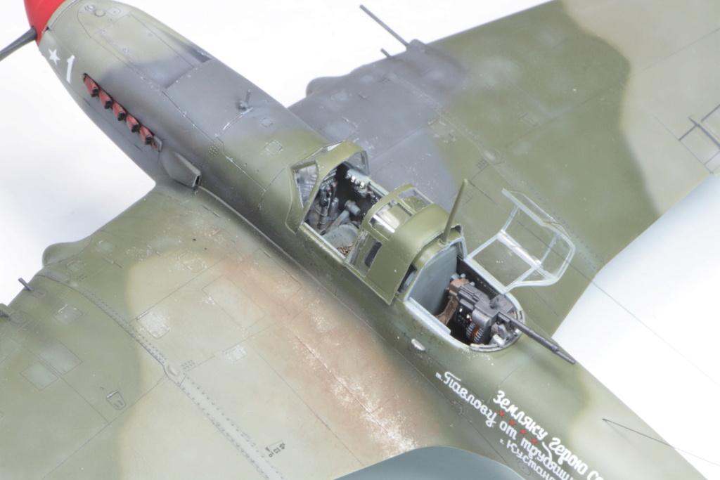 Il-2M3 Tamiya 72 finex on range 3014