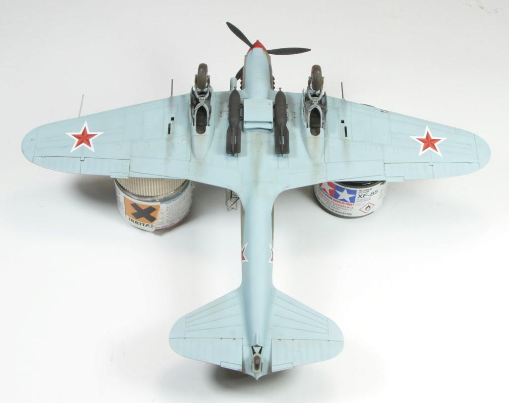 Il-2M3 Tamiya 72 finex on range 3212