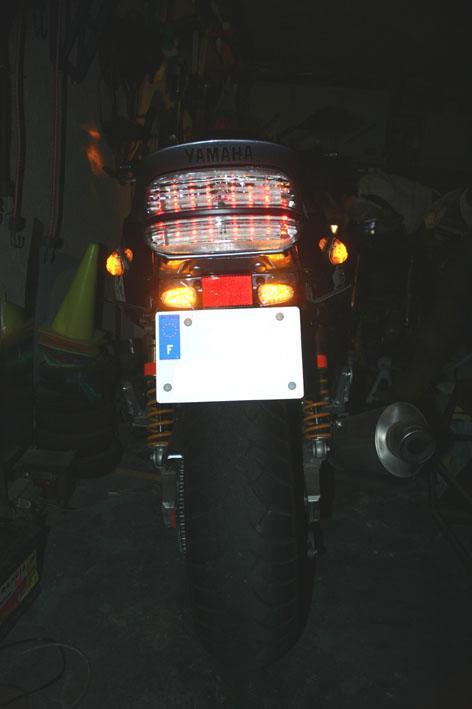 Feu a LED sur EBAY  avec cligno intégrés Cligno16