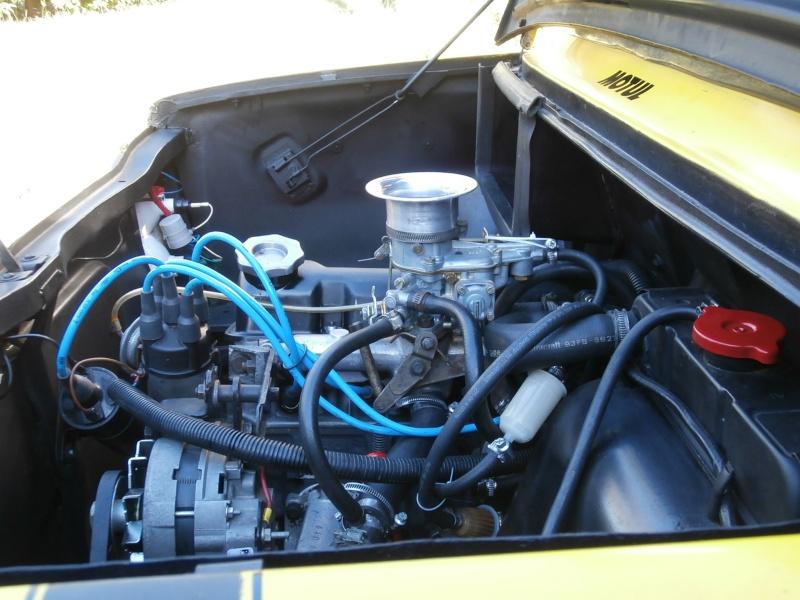 cornet carburateur weber 34 simple corps Pa280110