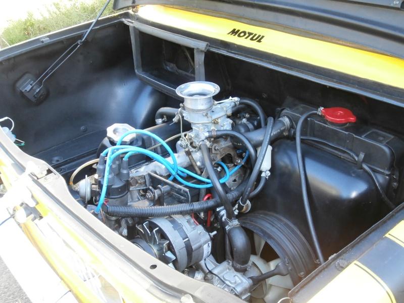 cornet carburateur weber 34 simple corps Pa280111