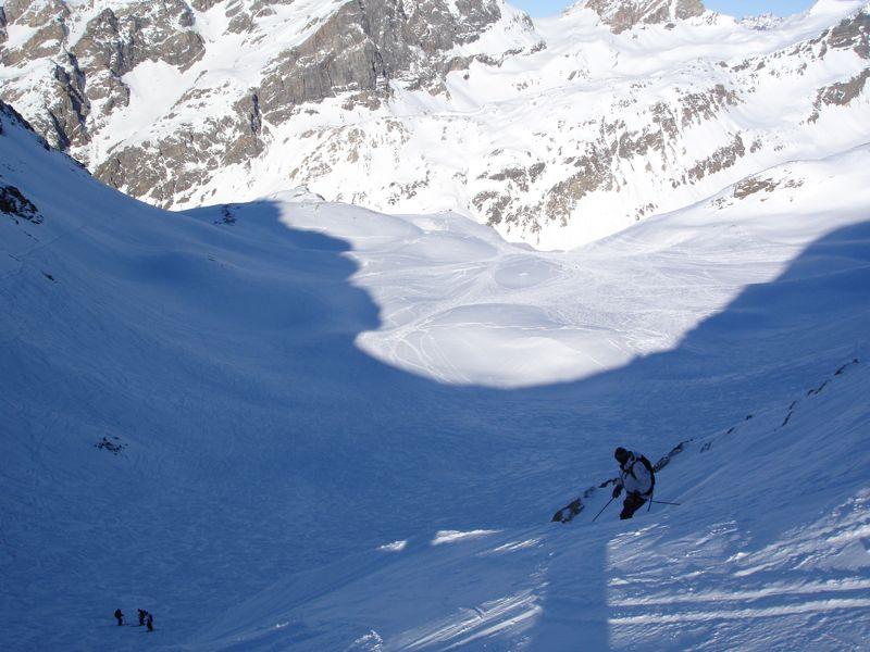Val d'isère : Les gorges de Malpasset Dsc03711