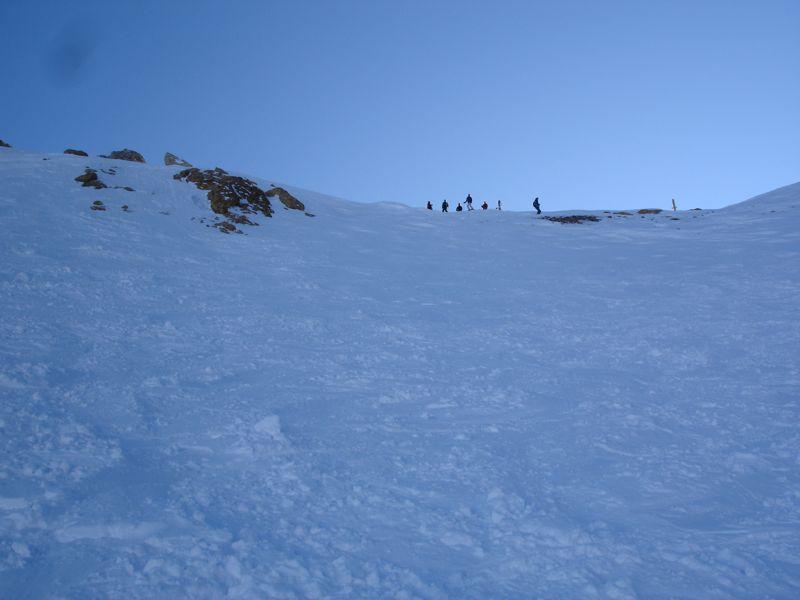 Val d'isère : Les gorges de Malpasset Dsc03712
