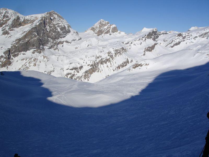 Val d'isère : Les gorges de Malpasset Dsc03713