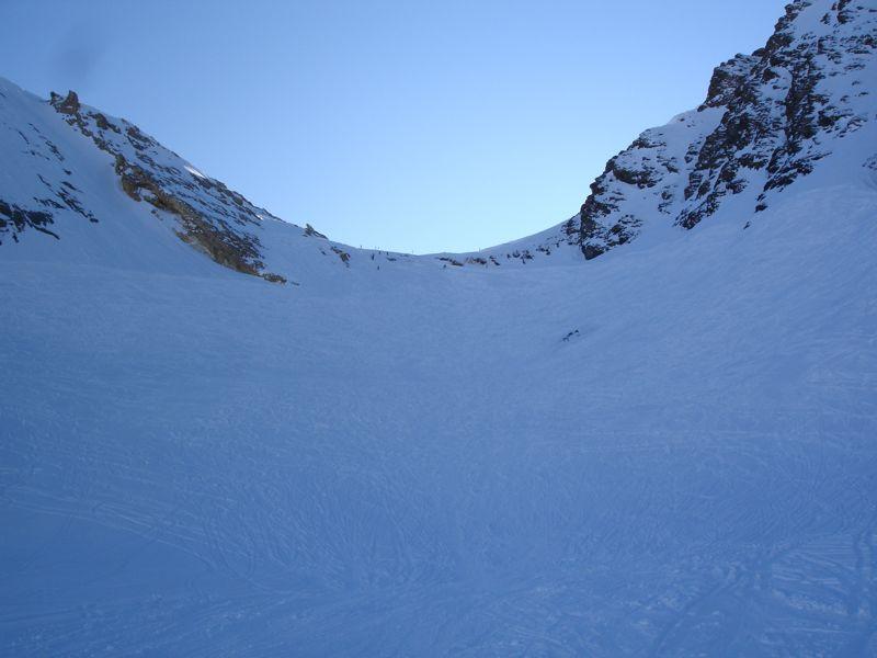 Val d'isère : Les gorges de Malpasset Dsc03714