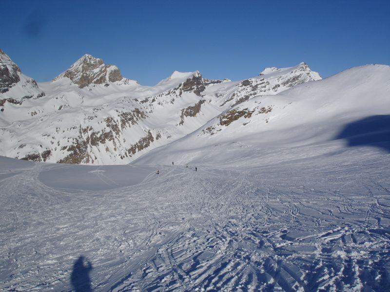 Val d'isère : Les gorges de Malpasset Dsc03715