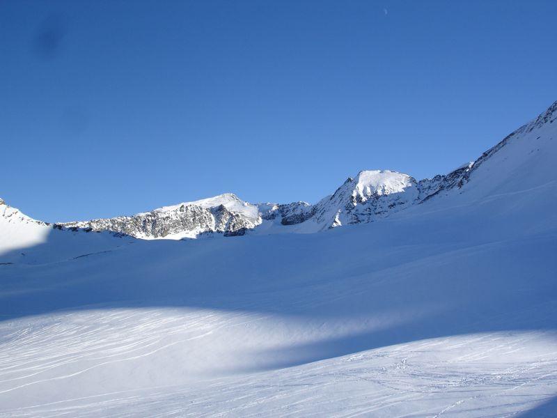 Val d'isère : Les gorges de Malpasset Dsc03716
