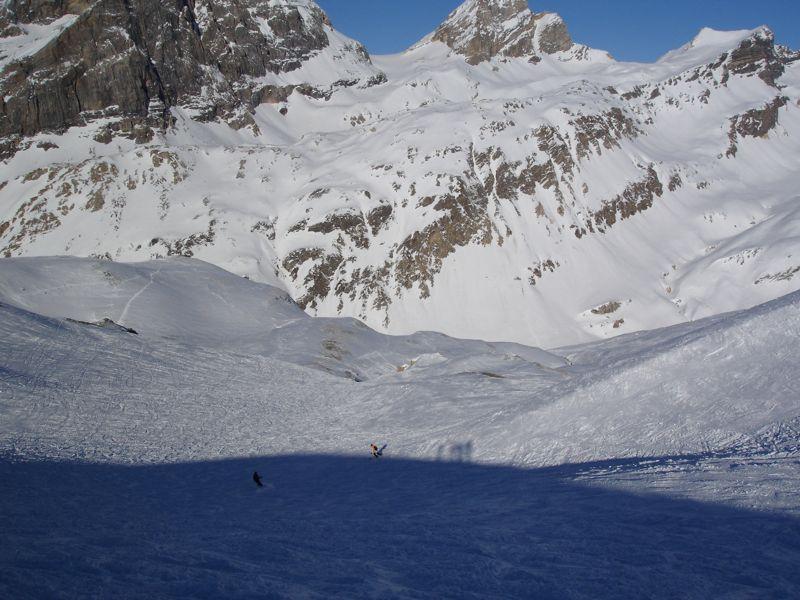 Val d'isère : Les gorges de Malpasset Dsc03717