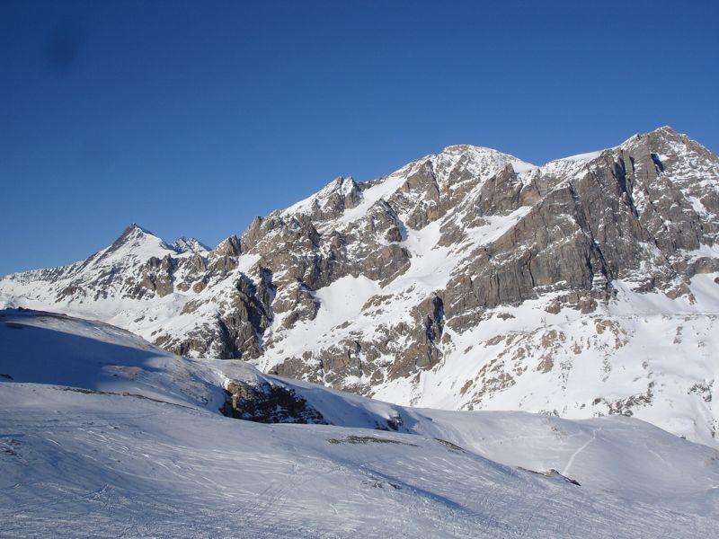 Val d'isère : Les gorges de Malpasset Dsc03718