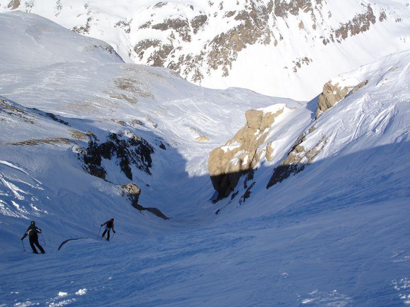 Val d'isère : Les gorges de Malpasset Dsc03810
