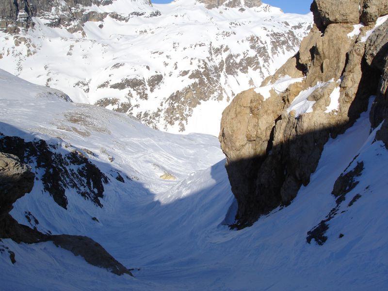 Val d'isère : Les gorges de Malpasset Dsc03812