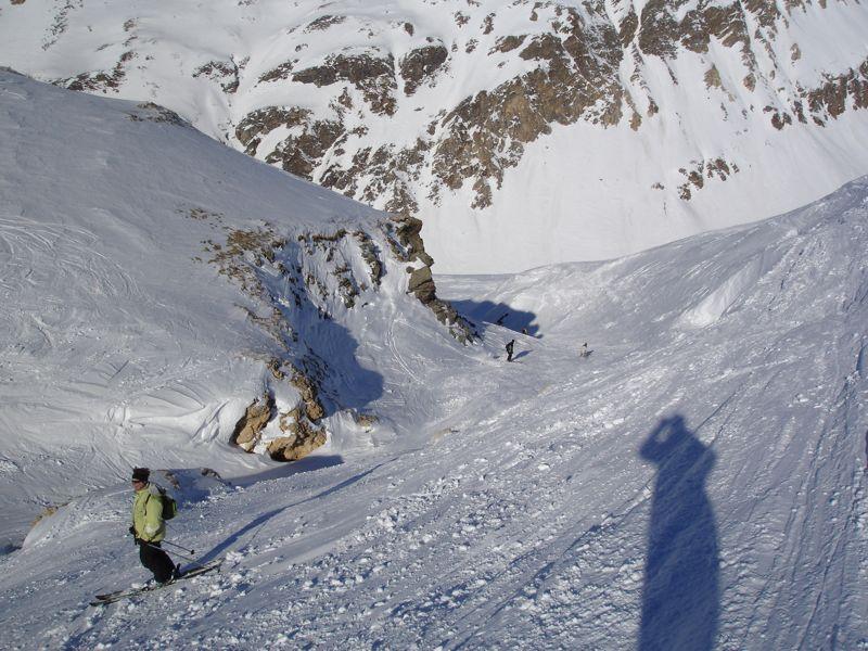 Val d'isère : Les gorges de Malpasset Dsc03813