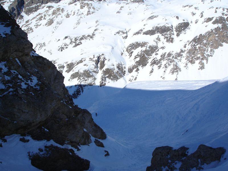 Val d'isère : Les gorges de Malpasset Dsc03814