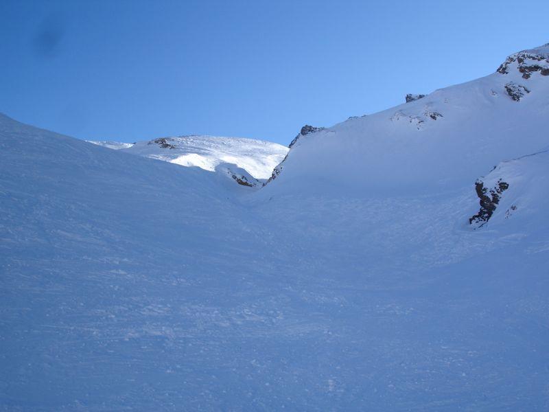 Val d'isère : Les gorges de Malpasset Dsc03815