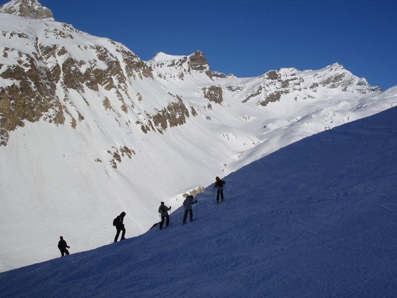 Val d'isère : Les gorges de Malpasset Dsc03816