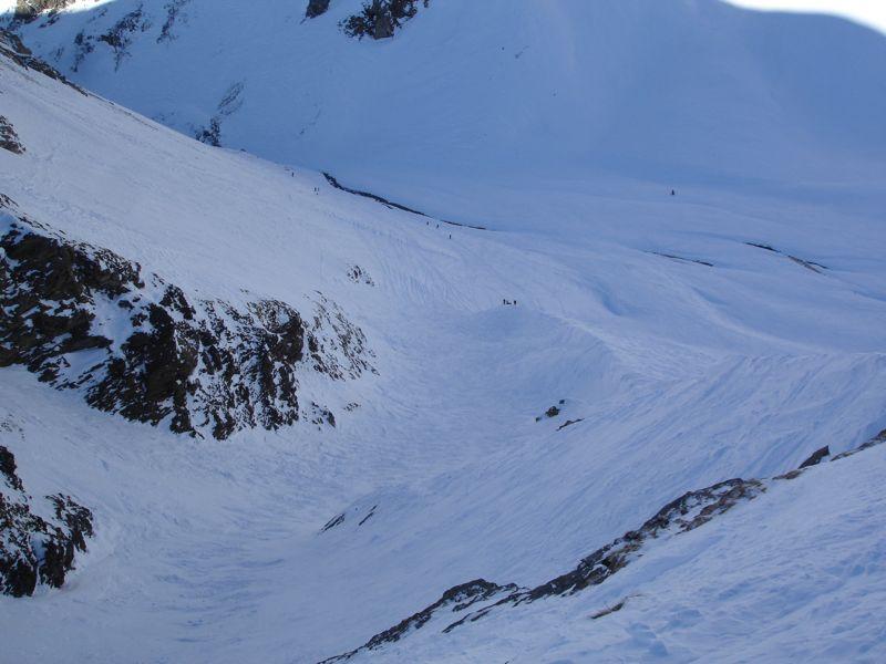 Val d'isère : Les gorges de Malpasset Dsc03817