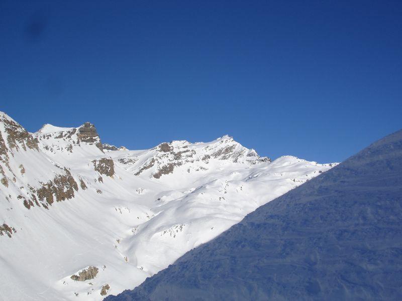 Val d'isère : Les gorges de Malpasset Dsc03818
