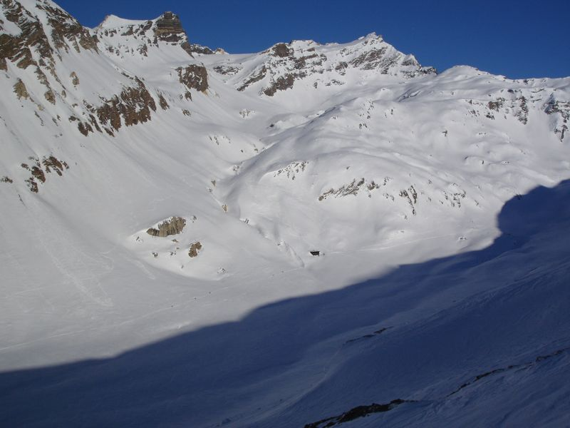 Val d'isère : Les gorges de Malpasset Dsc03819