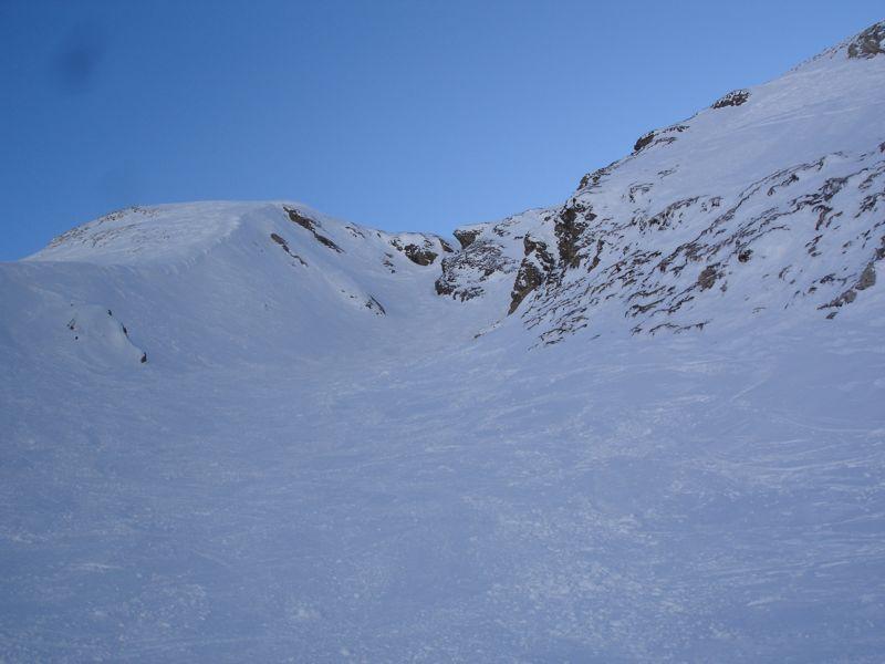 Val d'isère : Les gorges de Malpasset Dsc03820