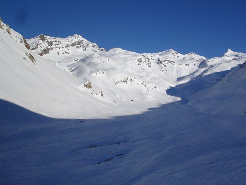 Val d'isère : Les gorges de Malpasset Dsc03821