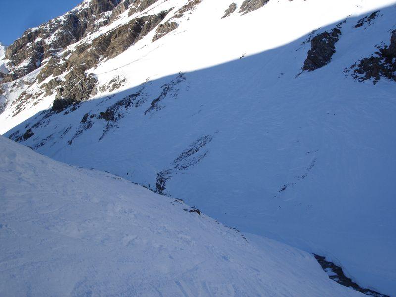 Val d'isère : Les gorges de Malpasset Dsc03822