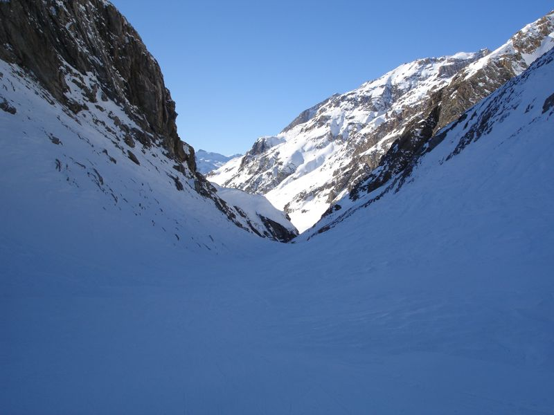 Val d'isère : Les gorges de Malpasset Dsc03823